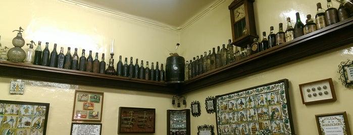 El Xampanyet is one of Barca.