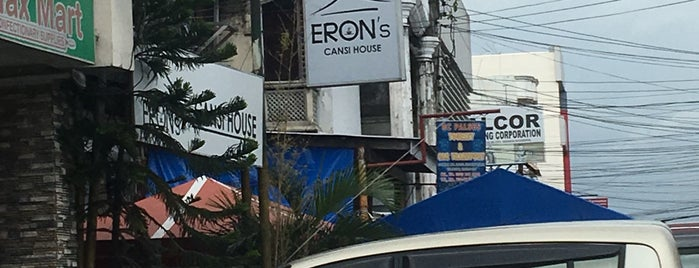 Eron's Cansi House is one of Spoiler babe. ❤️️.