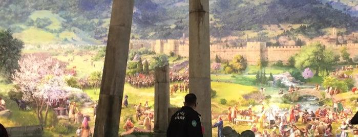 Panorama 1326 Bursa Fetih Müzesi is one of Lugares favoritos de Korhan.