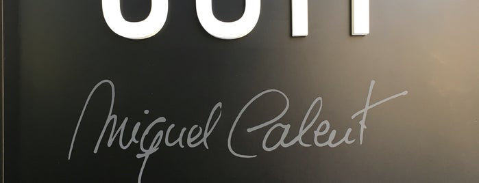 CUIT by Miquel Calent is one of Restaurantes favoritos.