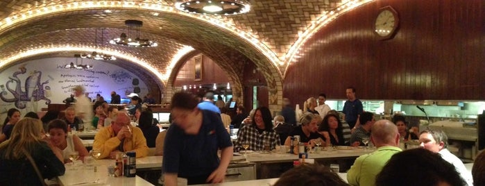 Grand Central Oyster Bar is one of ShuckerPaddy's Oyster Bars.