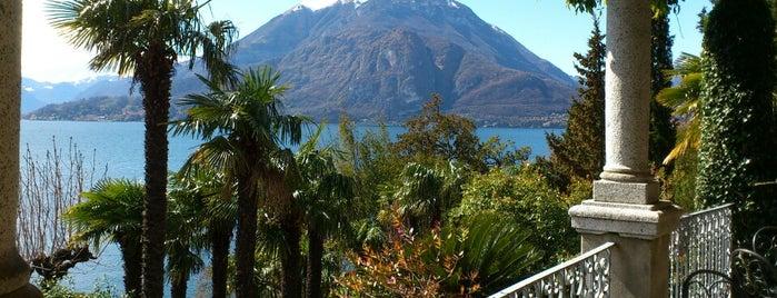 Villa Cipressi Hotel is one of Como Northern lakes.