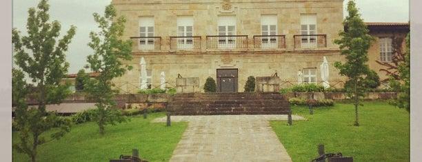 Hotel Palacio de Urgoiti is one of Cristian 님이 좋아한 장소.