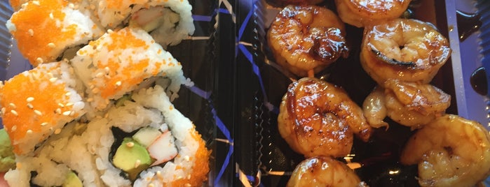 Sushi Sobe is one of Ojoeさんのお気に入りスポット.