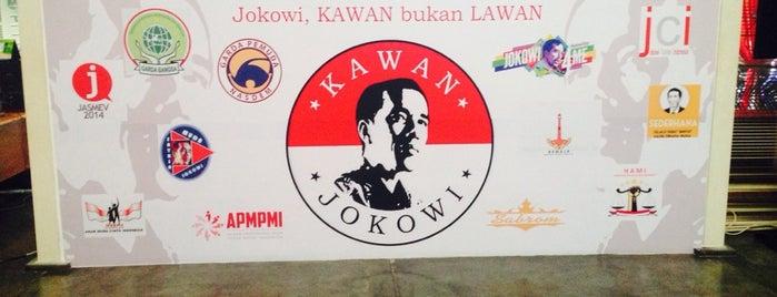 Posko KAWAN JOKOWI is one of Sunmas Foot Massager 님이 저장한 장소.