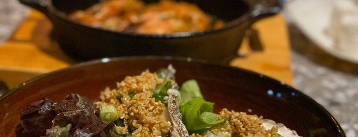 給海 GetHigh seafood bistro is one of Taipei II.