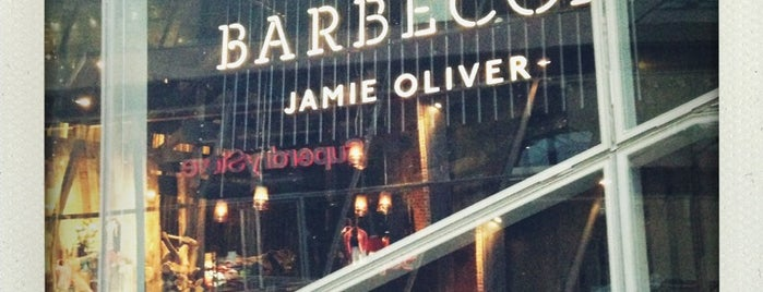 Barbecoa is one of My London spots....