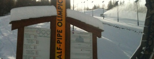 Half Pipe Olimpico is one of Gespeicherte Orte von Salvatore.