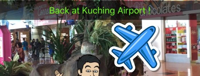 Kuching International Airport (KCH) is one of Lieux qui ont plu à $h@w|n 🎸.
