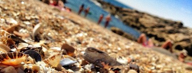 Praia de Frades is one of Locais curtidos por Emilio.
