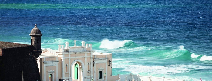 Cementerio Santa Maria Magdalena De Pazzis is one of Exploring Puerto Rico.