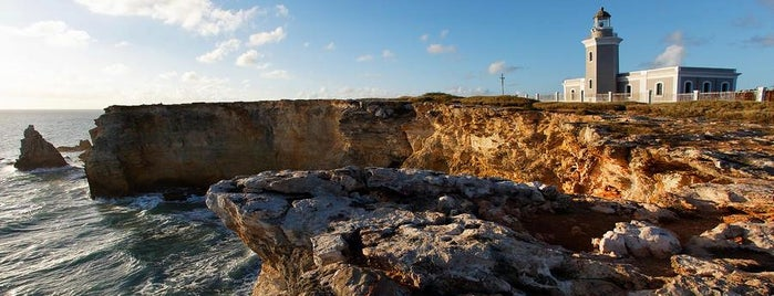 Faro Los Morillos   Lighthouse is one of Exploring Puerto Rico.