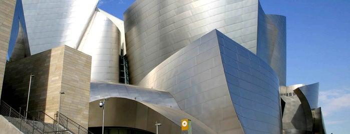 ウォルト ディズニー コンサートホール is one of Discover Los Angeles.