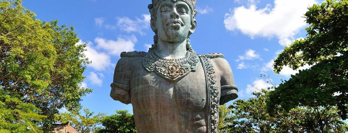Garuda Wisnu Kencana (GWK) Cultural Park is one of The Island of the Gods.