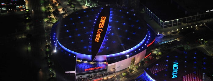 STAPLES Center is one of Discover Los Angeles.