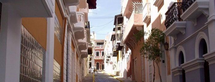 Old San Juan is one of Exploring Puerto Rico.