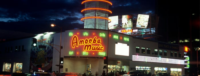 Amoeba Music is one of Discover Los Angeles.