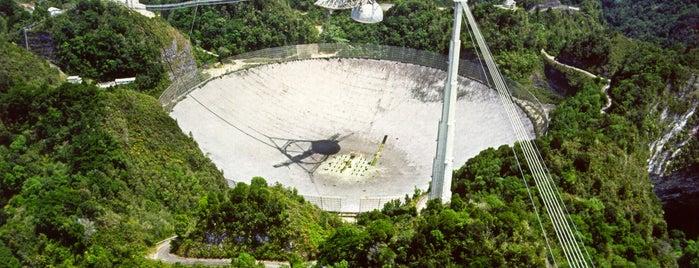 Observatorio de Arecibo is one of Exploring Puerto Rico.