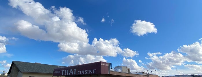 Chanpen Thai is one of Arizona.