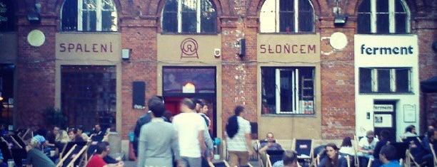 Spaleni Słońcem is one of Łódź (Lodsch) / Polska.