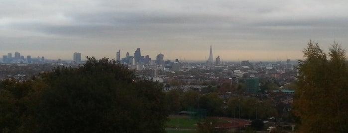 Parliament Hill is one of À faire à Londres.