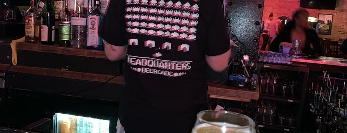 Headquarters Beercade is one of David 님이 좋아한 장소.