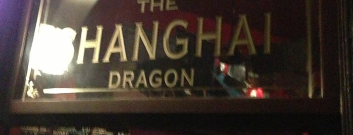 The Shanghai Dragon is one of BA.