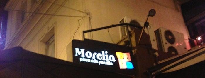 Morelia is one of BA.