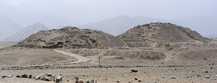 Caral-Supe is one of UNESCO World Heritage Sites in South America.