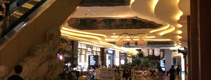 Shoppes Cotai Central is one of Top favorite Macau.