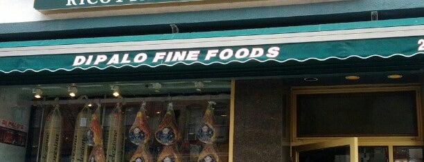 Di Palo Fine Foods is one of City Guide: New York, New York.