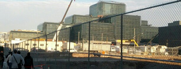 Jacob K. Javits Convention Center is one of Marvel Comics NYC Landmarks.