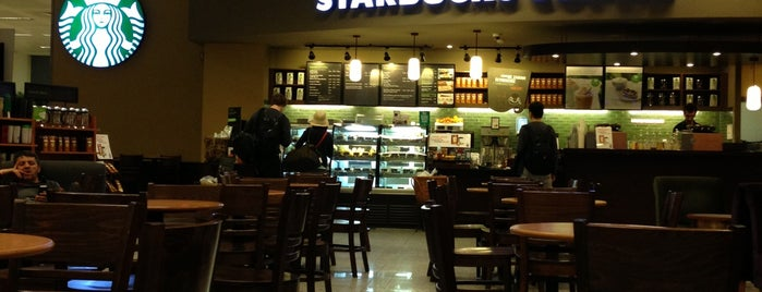 Starbucks is one of Pelin 님이 좋아한 장소.