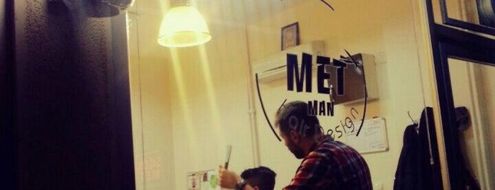 Met Hair Design is one of Kenan 님이 좋아한 장소.