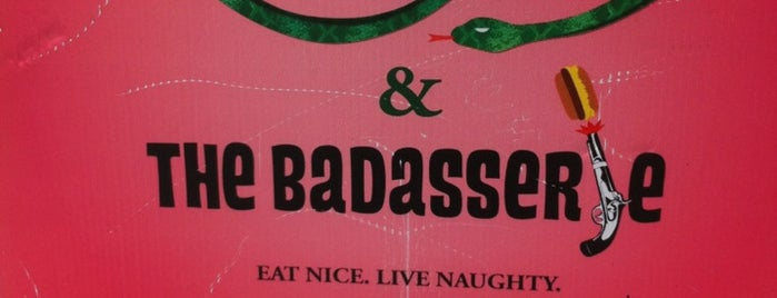 Localita & The Badasserie is one of Los Angeles.