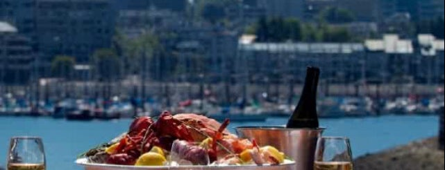 Provence Marinaside Seafood Restaurant Bar & Grill is one of Vancouver.