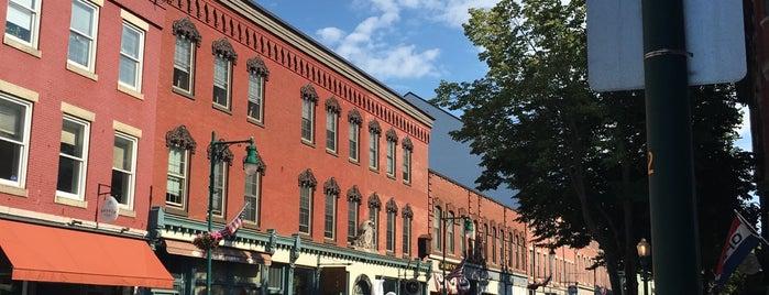 Downtown Rockland is one of Orte, die Dana gefallen.
