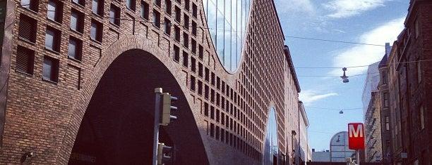 Главная библиотека Хельсинского университета is one of Scandinavia To Visit.