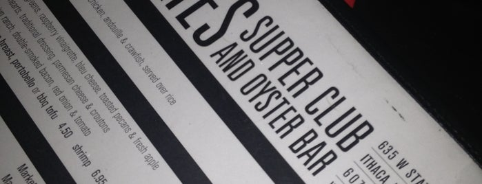 Maxie's Supper Club is one of Andrew 님이 저장한 장소.