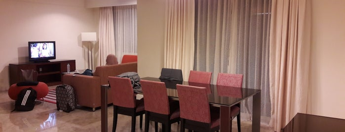 PNB Darby Park Executive Suites is one of Posti che sono piaciuti a Rahmat.