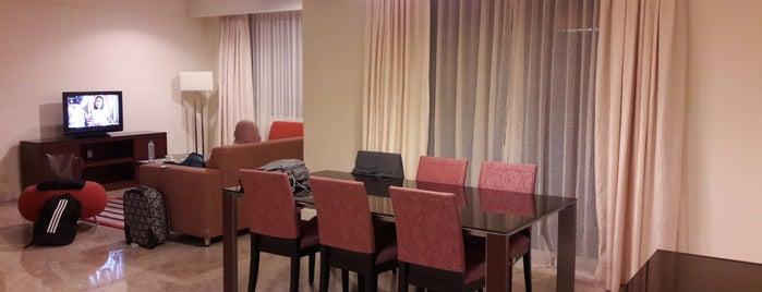 PNB Darby Park Executive Suites is one of Tempat yang Disukai Rahmat.