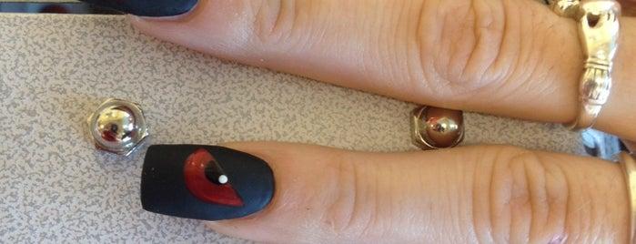 Great Nails is one of Lugares favoritos de Isabella.