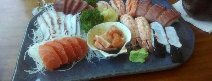 Sushizen is one of Lugares favoritos de Antonio Roberto.