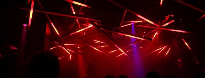 Lux Club is one of Lisbon.