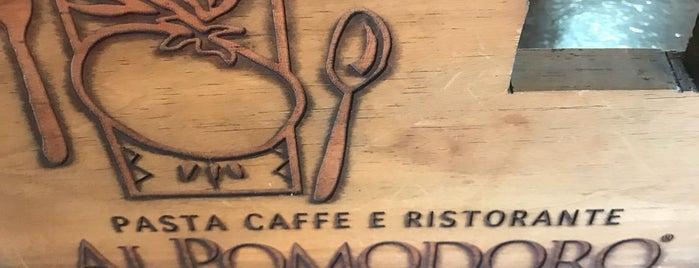 Al Pomodoro is one of Francisco : понравившиеся места.