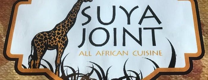 Suya Joint All African Cuisine is one of Orte, die Sarah gefallen.