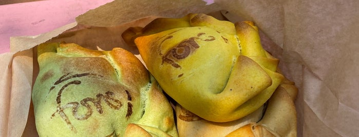 Fons Vegan Empanadas is one of Chicago food.
