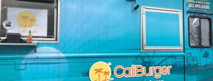 Caliburger is one of Danyel: сохраненные места.