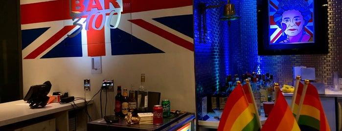 Bar 3100 at The British Embassy is one of Washington DC.