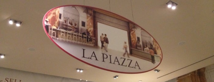 Eataly is one of Beyond Eats!.